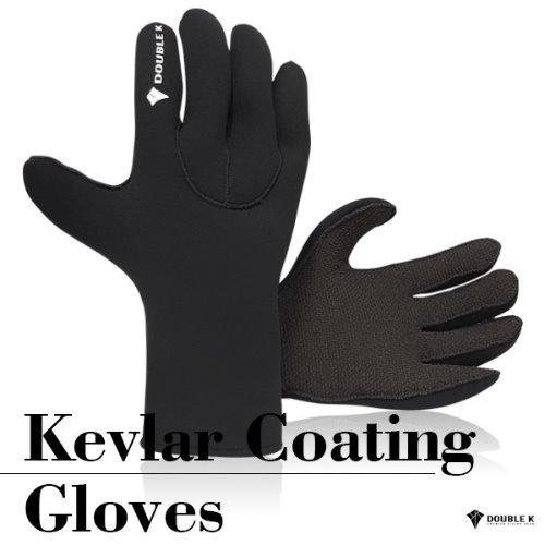 Kevlar Coating Gloves(3mm)
